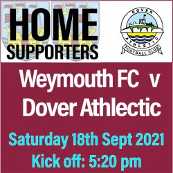 Dover Athletic HOME